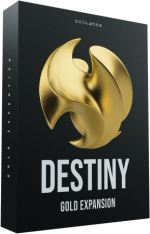 Cymatics Destiny Gold Expansion