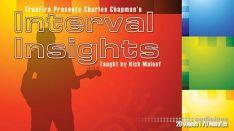 Truefire Charles Chapman's Interval Insights