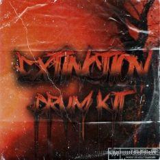 Glockley Extinction Drum Kit