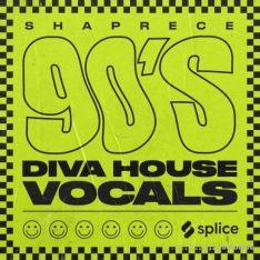 Splice Originals 90's Diva House Vocals with Shaprece