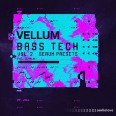 Renraku Vellum Bass Technology 2