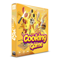 Epic Stock Media Cooking Game