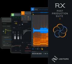 Izotope RX Post Production Suite