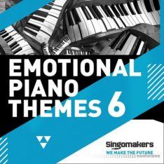 Singomakers Emotional Piano Themes Vol 6