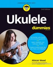 Ukulele For Dummies, 3rd Edition