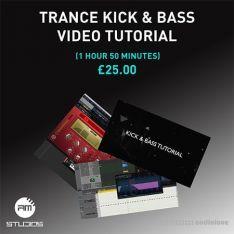 Allan Morrow Trance Kick and Bass