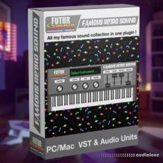 FUTUR Sample Famous Retro Sound V1