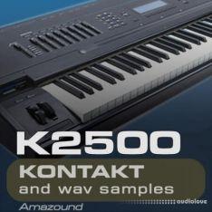BL Sounds Kurzweil K2500