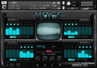 Composer Tools Voce