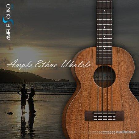 Ample Sound Ample Ethno Ukulele III