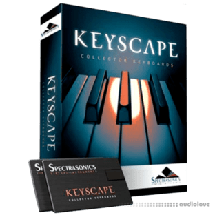 Spectrasonics Keyscape Library