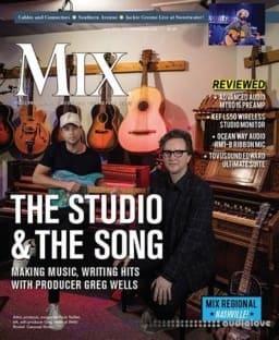 Mix Magazine May 2017