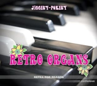 Jiggery Pokery Retro Organs