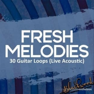 Blackwood Samples Fresh Melodies
