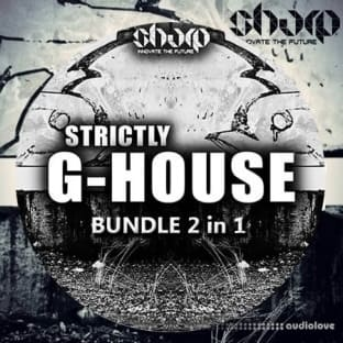 Sharp Strictly G-House BUNDLE 2-in-1