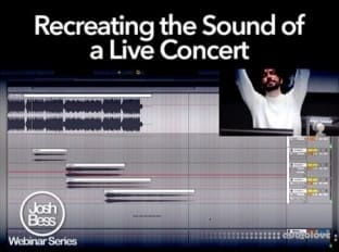 Groove3 Recreating the Sound of a Live Concert