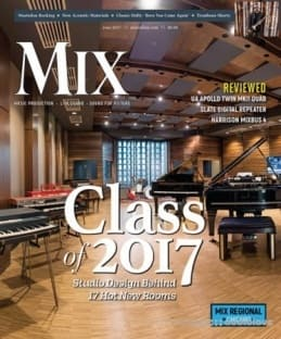 Mix Magazine June 2017