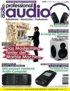 Professional Audio Juni 2017