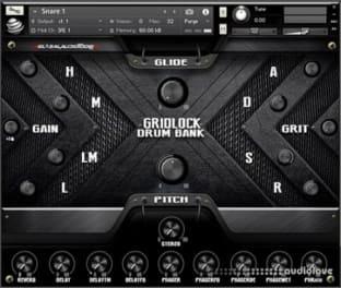 Global Audio Tools GridLock