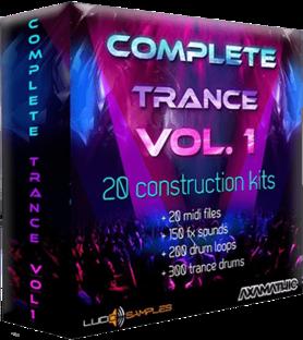 Lucid Samples Complete Trance Vol 1