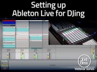 Groove3 Setting Up Ableton Live for DJing