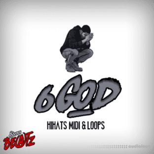 Steves Beatz 6God HiHats Midi and Loops