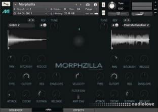 Micromorph Morphzilla