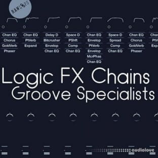 Raw Loops Groove Specialists Logic FX Chains