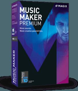 MAGIX Music Maker Premium Full Content