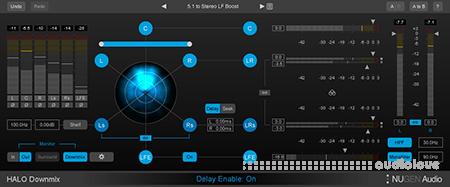 NuGen Audio Halo Downmix v1.4.0.2 UNLOCKED WiN