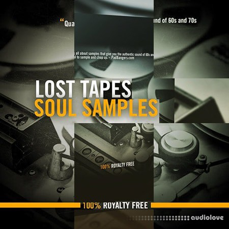 The Producers Choice Lost Tapes Bundle 3-in-1