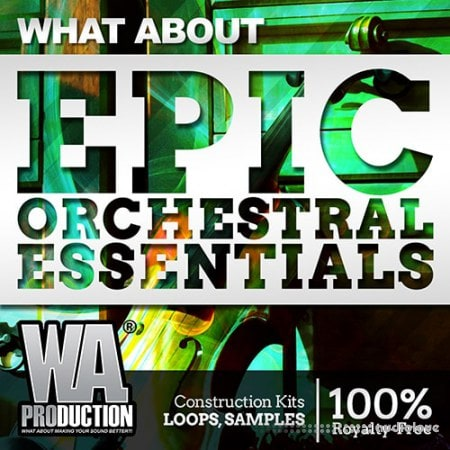 WA Production What About Epic Orchestral Essentials