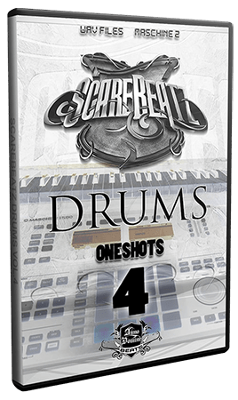 Scarebeatz Drums Vol.4 Oneshots