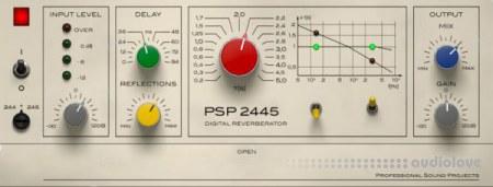 PSPaudioware PSP 2445 EMT
