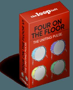 The Loop Loft Four On The Floor Vol 1