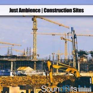 SoundBits Just Ambience Construction Sites
