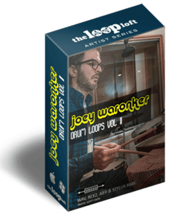 The Loop Loft Joey Waronker Drums Vol 2