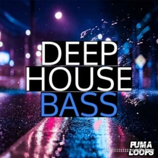 Puma Loops Deep House Bass