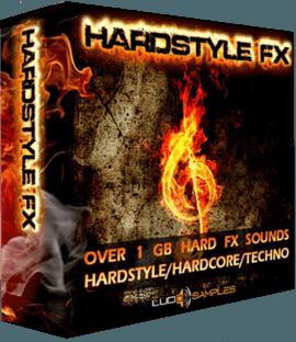 Lucid Samples Hardstyle FX