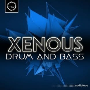 Industrial Strength Xenous Drum and Bass