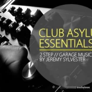 Jeremy Sylvester Club Asylum Essentials