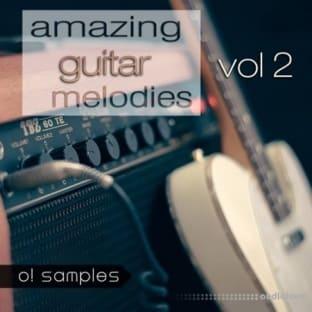 O! Samples Amazing Guitar Melodies Vol 2