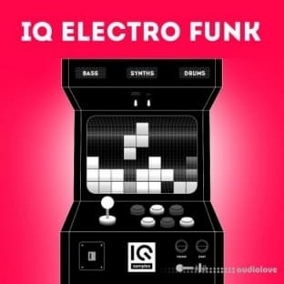 IQ Samples IQ Electro Funk