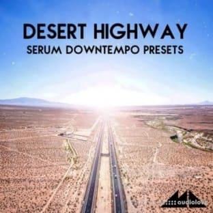 ModeAudio Desert Highway Serum Downtempo Presets