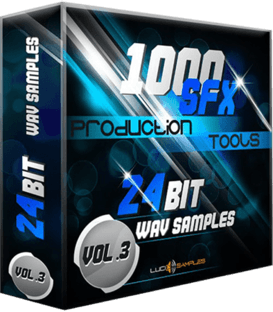 Lucid Samples 1000 SFX Production Tools Vol 3