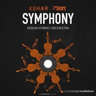 Standalone-Music SYMPHONY - Serum Hybrid Orchestra By KSHMR and 7 SKIES