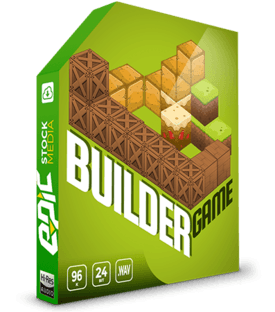 Epic Stock Media Builder Game