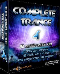 Lucid Samples Complete Trance Vol 4