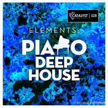 Catalyst Samples Elements: Piano Deep House