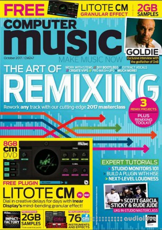 Computer Music October 2017